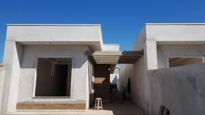 Lindas casas em construções